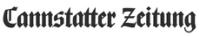 Cannstatter Zeitung Knigge Kurse